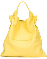 Jil Sander slouch tote - women - Calf Leather - One Size