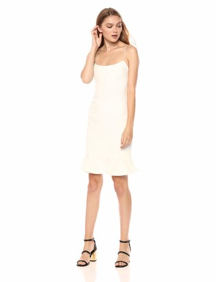 LIKELY Women's Banks Fitted Mini Dress