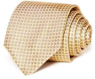 Eton Micro Square Silk Classic Tie