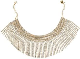 Rosantica Barlume Crystal Fringe Choker Necklace