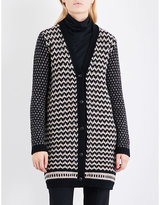 Max Mara Gatto wool and cashmere-blend cardigan