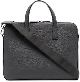 BOSS Zip-Around Briefcase Bag