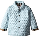 Burberry Kids - Colin Quilted Jacket   Boy's Coat