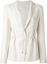 Fabiana Filippi cotton blazer - women - Cotton/Polyester/Spandex/Elastane - 42