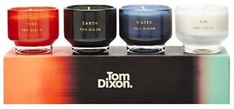 Tom Dixon Scent Elements Candles/Set of 4