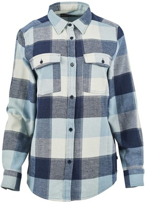 United By Blue Women's Responsible Flannel