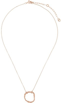 Niza Huang Circle necklace