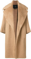 Max Mara oversized lapel coat