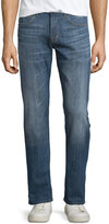 Hudson Byron Straight-Leg Denim Jeans, Relentless