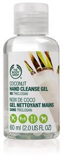 The Body Shop Coconut Oil Hand Cleanse Gel