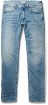 Incotex - Slim-fit Stretch-denim Jeans