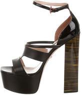 Ruthie Davis Hybrid Platform Sandals