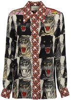 Gucci Animal Print Shirt