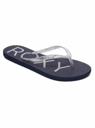 Roxy Viva Sparkle - Flip-Flops - Flip-Flops - Women - EU 36 - Blue