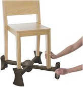 Kaboost Portable Chair Booster - Chocolate