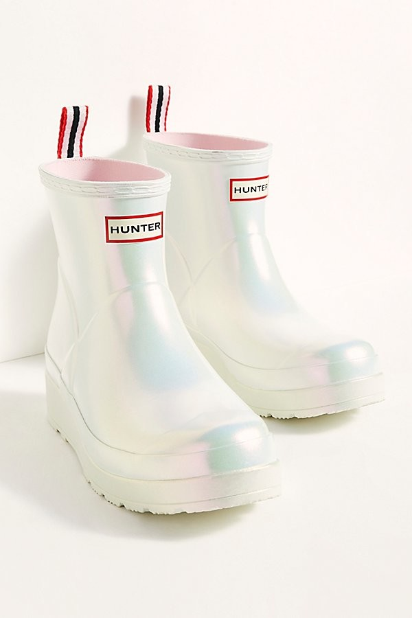 Hunter Play Short Nebula Wellies