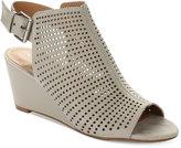 Tahari Symba Open-Toe Wedge Sandals