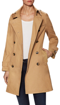 Ava & Aiden Classic Double Breasted Trench Coat