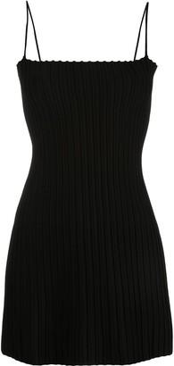 Casasola Spaghetti Strap Stretch-Knit Dress