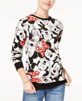 Disney Juniors' Minnie Printed Sweatshirt