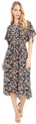 Johnny Was Angelo Easy Dress (Multi) Women's Clothing