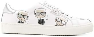 Karl Lagerfeld Paris Kupsole Multikonic sneakers