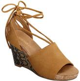 Aerosoles Women's Spring Plush Platform Wedge Sandal