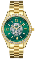 JBW Mondrian 18K Yellow Gold Plated Stainless Steel Watch, 37mm