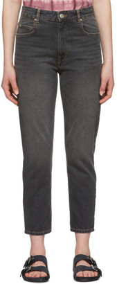 Etoile Isabel Marant Black Neaj Jeans