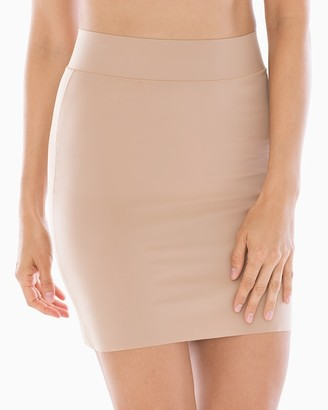 Soma Intimates Light Shape Slip Skirt