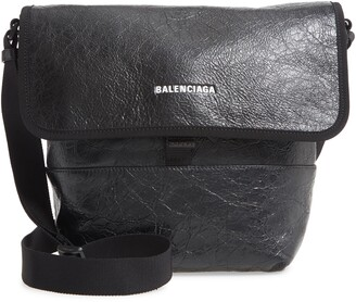 Balenciaga Explorer Logo Messenger Bag