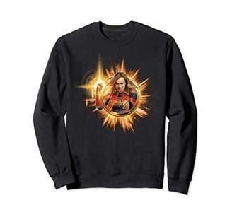 Marvel Avengers Endgame Captain Sun Sweatshirt