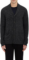 Barneys New York MEN'S COTTON CARDIGAN SWEATER