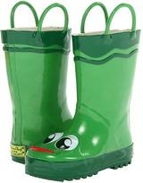 Western Chief Frog Rainboot (Toddler/Little Kid/Big Kid)