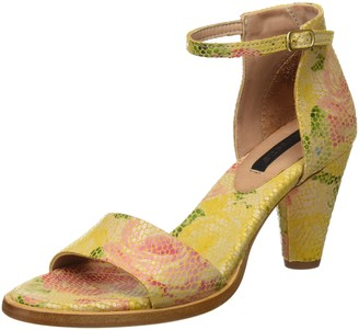 Neosens Womens S990 Fantasy Montua Sandals with Ankle Strap