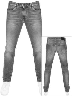 HUGO BOSS Boss Business Delaware 3 Jeans Grey