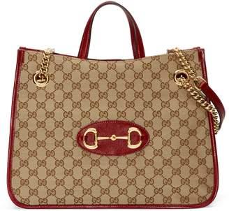 Gucci 1955 Horsebit medium tote bag