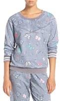 Honeydew Intimates 'Undrest' Cotton Blend Sweatshirt