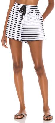 Seafolly Vacay Stripe Short
