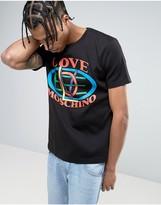 Love Moschino Logo Sweater T-shirt