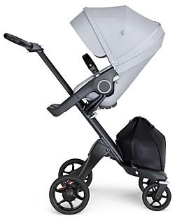 Stokke Xplory 6 Black Chassis Stroller