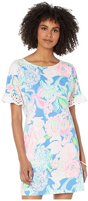 Lilly Pulitzer Helina Dress (Multi Peony For Your Thoughts) Women's Dress