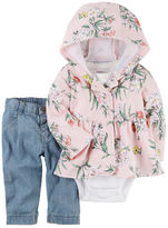 Carter's 3-Piece Little Jacket Set