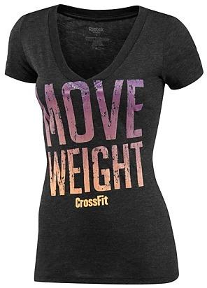 Reebok CrossFit Routine Is Enemy Tee