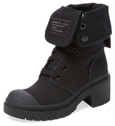 Marc by Marc Jacobs Spencer Fold Over Army Boot