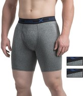 Hanes Ultimate X-Temp® Boxer Briefs - Longer Leg, 3-Pack (For Men)
