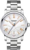 Montblanc 114852 4810 stainless steel and red-gold watch