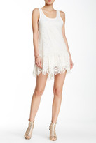 Lovers + Friends Gwen Lace Babydoll Dress