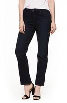 Paige Women's Jacqueline High Waist Crop Straight Leg Jeans