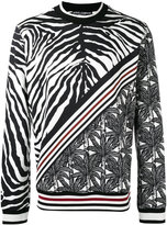 Dolce & Gabbana multi-print sweatshirt - men - Cotton - 46